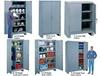ALL-WELDED HEAVY-DUTY STORAGE CABINETS